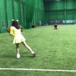 【山本彩/城恵理子/村瀬紗英】さや姉練習投球ではナイスボールw皆の背番号も判明。