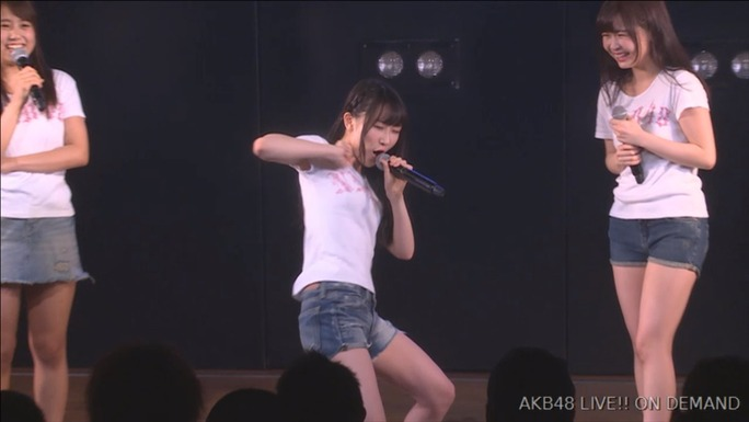 【NMB48】5/2チームBⅡAKB48劇場出張公演実況など。ふぅちゃんビヨンセ三連発www