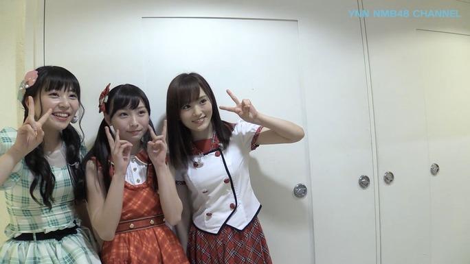 【NMB48】YNN21時からの舞台裏配信は「上西恵卒業コンサート」。貴重な映像もある模様。
