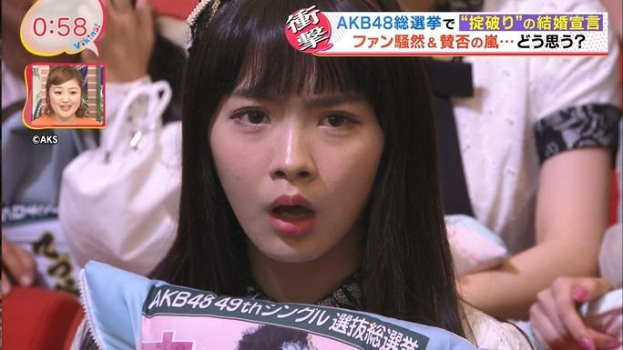 【NMB48】バイキングでの総選挙ニュースの実況など。胃が痛い話だけど何故かれいちぇるで癒されるw