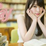 【村瀬紗英/吉田朱里】さえぴぃ・アカリン、Ray2017年8月号・アイドルがもしも大学生だったら?