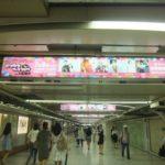 【山本彩】さや姉出演・ドリウタフェス。梅田地下街と南海なんば駅で大々的なプロモーション。