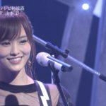 【山本彩】さや姉最新曲「JOKER」を初披露・音楽の日キャプ画像。レスポールが板についてきた。