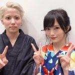 【NMB48】AKB48グループ ゆかた祭り・幕張メッセNMB48浴衣COLLECTION2017。みんないいねw