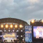 【渋谷凪咲/谷川愛梨/川上千尋】あいり・なぎさ・ちっひーがドリカム花火大会ステージに乱入wまなぶくんとの噂も。