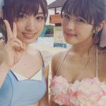 【NMB48】まさかシンガポールMV公開でメンバーからオフショット画像が続々。