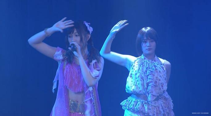 【NMB48】アイドルの夜明け公演・片思いの対角線のバックダンサーにジョーちゃんがw
