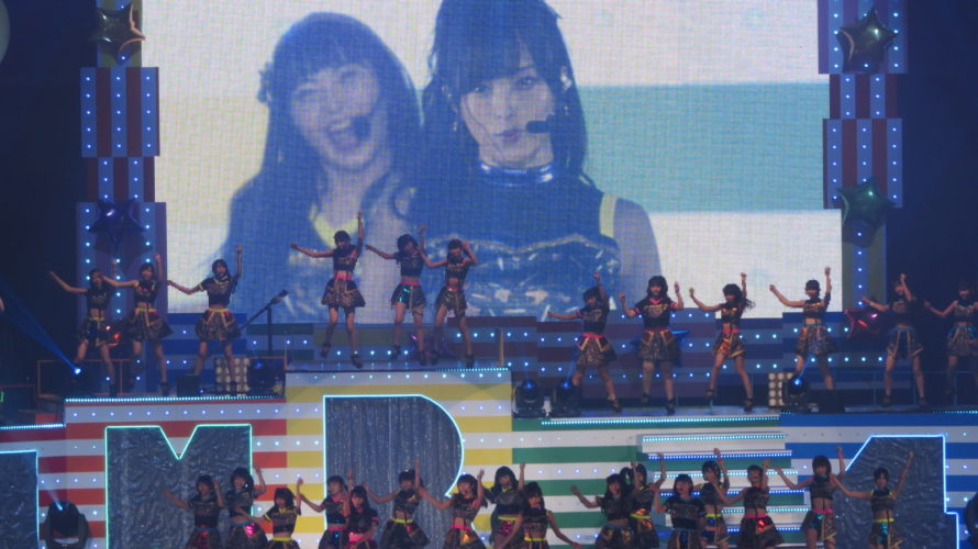 【NMB48】8/6神戸ワールド「LIVE 2017 in Summer~サササ サイコー~」実況・セトリ・金子支配人投稿画像など【随時更新】