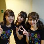 【NMB48】8/6「LIVE 2017 in Summer~サササ サイコー~」金子支配人投稿オフショット・アザーショット