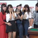 【NMB48】じゃんけん予備戦・明石奈津子、清水里香、山田寿々、中野麗来の「songs」と山本彩加参加ユニットが本戦へ。