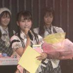 【明石奈津子】なっつ生誕祭まとめ。神戸のハモリ再現はかっこよかったw【手紙・コメント全文有】