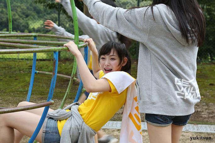 【東由樹】ゆきつんカメラ、神戸ワールド2日分、YNN GET WILD CAMP オフショット合計1000枚超え投稿w
