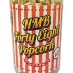 【NMB48】新商品・NMB48ポップコーン(たこ焼き味)wパッケージめっちゃポップw