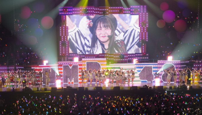 【NMB48】サササ サイコーでででーん!9/20横浜、9/23名古屋、10/11・10/12大阪・NMB48アリーナツアーが発表!