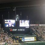 【NMB48】糸井選手のサヨナラホームランで興奮したのはちっひー!…とYNNさんだったw甲子園で何かしてたのかな?