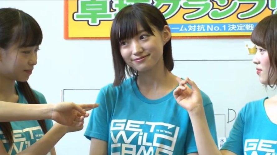 【NMB48】卓球グランプリチームBⅡ予選は植村梓・中川美音ペアが1位wゆーりVSさららんのレベルの高さw