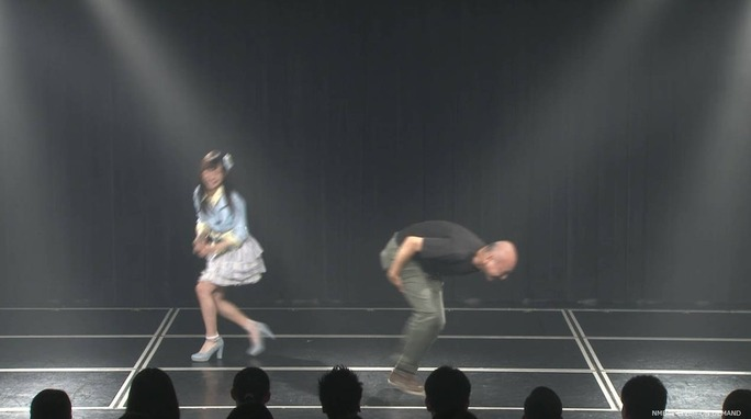 【梅山恋和】もう一人の天使・ココナのビヨンセにファンが、タイキックにキャメロンが悶絶ww【GIF有】