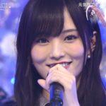 【山本彩】さや姉出演MUSIC STATIONウルトラFES2017・AKB48部分キャプ画像。