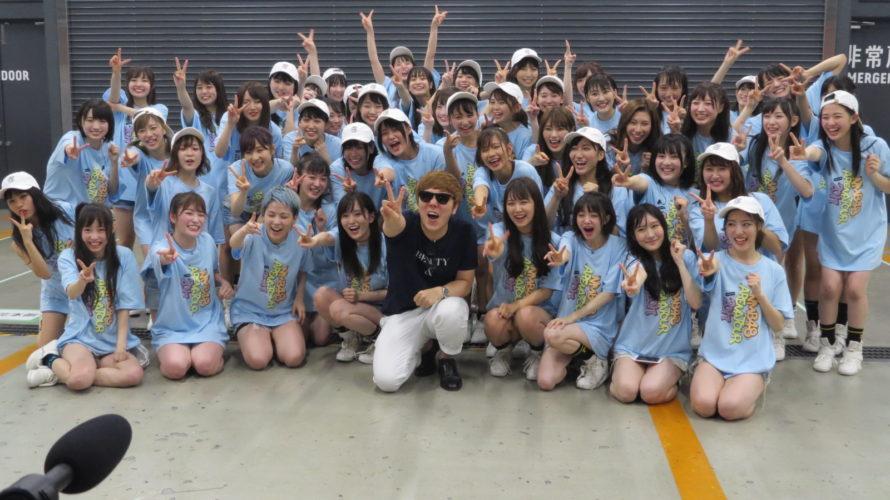 【NMB48】9/20 NMB48 ARENA TOUR 2017@横浜アリーナ・金子支配人ぐぐたす投稿オフショット・アザーショット