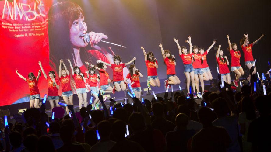 【NMB48】ASIA TOUR 2017 in 香港。金子支配人ぐぐたす投稿画像。