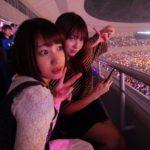 【NMB48】アリーナツアー横浜、見に来てた人、ニュース、百花の胴上げシーンなど。