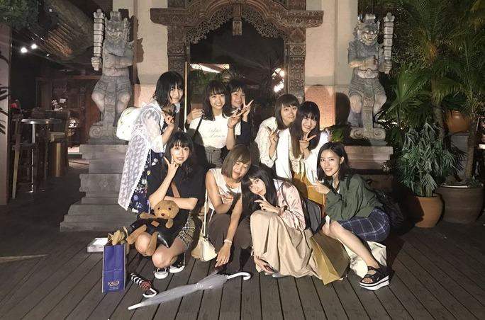 【NMB48】三期生の集い、楽しそうでなにより(^^)うごく卒業メンバーは貴重かも。