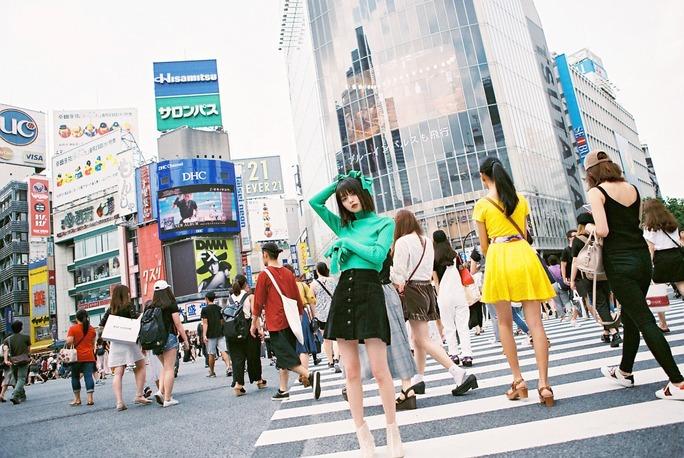 【市川美織】みおりんの【今、東京でキミを撮る。】がカッコイイw普段とのギャップが凄いw