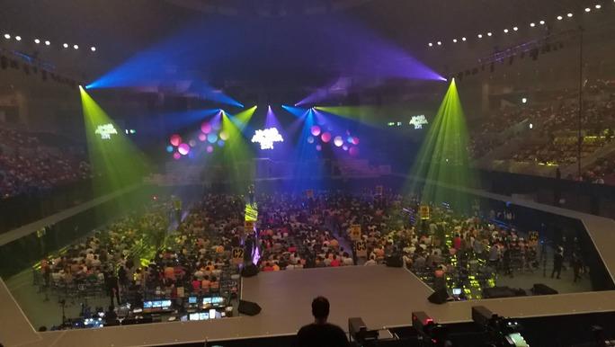 【NMB48】9月23日 NMB48 ARENA TOUR 2017 日本ガイシホール・現地の様子など。