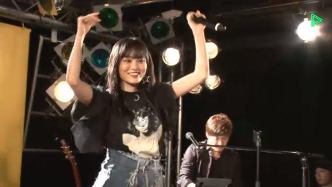 【山本彩】LINELIVE「山本彩 2ndアルバム「identity」発売記念イベント」キャプ画像・アーカイブなど。