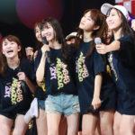 【NMB48】10/11 NMB48 ARENA TOUR 2017@大阪城ホール・金子支配人ぐぐたす投稿オフショット・アザーショット