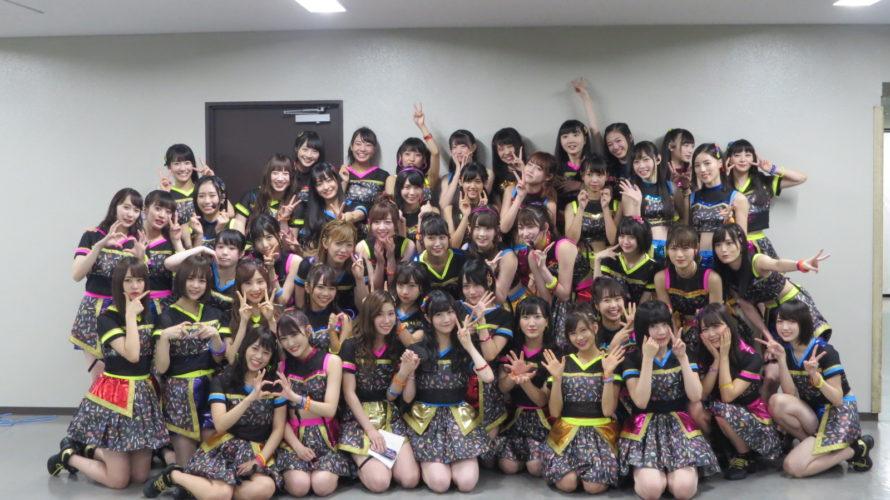 【NMB48】10.12 NMB48 ARENA TOUR 2017@大阪城ホール 7thANNIVERSARY・金子支配人投稿オフショット・アザーショット