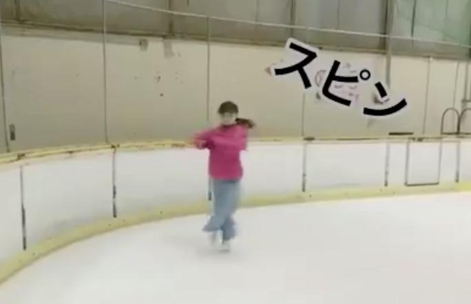 【川上千尋】これが真のちっひーターン!くるくるくるー🌀加速する感じがカッコイイ。