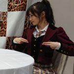 【NMB48】11月23日、難波愛~今、思うこと~個別写メ会@幕張メッセのSNSアップ画像など。