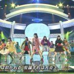 【NMB48】ベストヒット歌謡祭2017キャプ画像。17thシングルは「ワロタピーポー」w