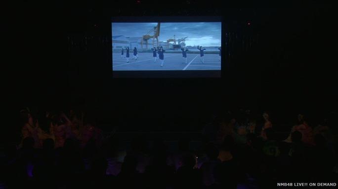 【NMB48】劇場公演デデーン2夜連続wチームM「本当の自分の境界線」MV初披露。YouTubeでも公開。
