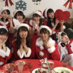 【NMB48】12/24テレ朝ch1「NMB48のホームパーティー!!サンタ・コスでメリクリやねん2時間SP」はこの8名の模様。