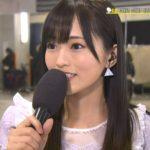 【山本彩】さや姉出演「シブヤノオト紅白SP」中間発表は「365日の紙飛行機」が1位。
