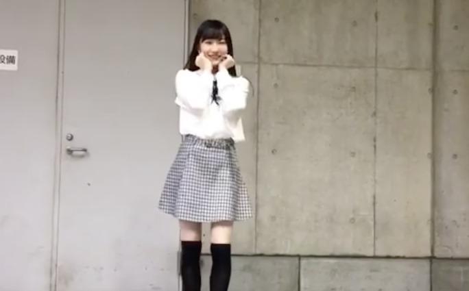 【矢倉楓子】ふぅちゃんが踊るTWICEの「TT」がカワ∃wwwww