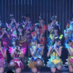 【NMB48】17thシングル「ワロタピーポー」カトレア組バージョンが劇場初披露。