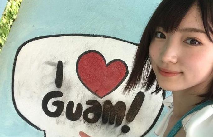 【山本彩/太田夢莉】グアム政府観光局公式インスタグアマーにさや姉・ゆーりが参加。