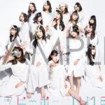 【NMB48】ワロタピーポーforTUNE music限定エリア別特典ポスター付きが販売決定