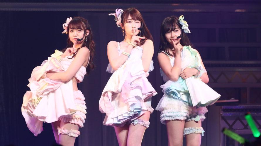 【NMB48】AKB48グループリクアワ2018・金子支配人ぐぐたす投稿画像。