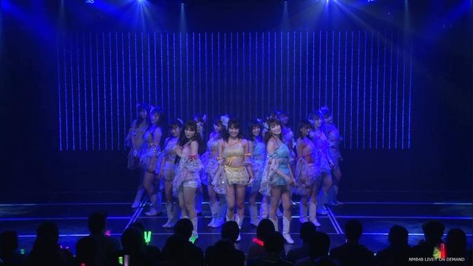 【NMB48】チームM公演・新メドレーは「本当の自分の境界線/星空のキャラバン」