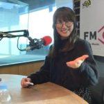 【渋谷凪咲】FM OH!「OH! MY MORNING 851」なぎさの「OH天気なぎちゃん」SHOWROOM画像。