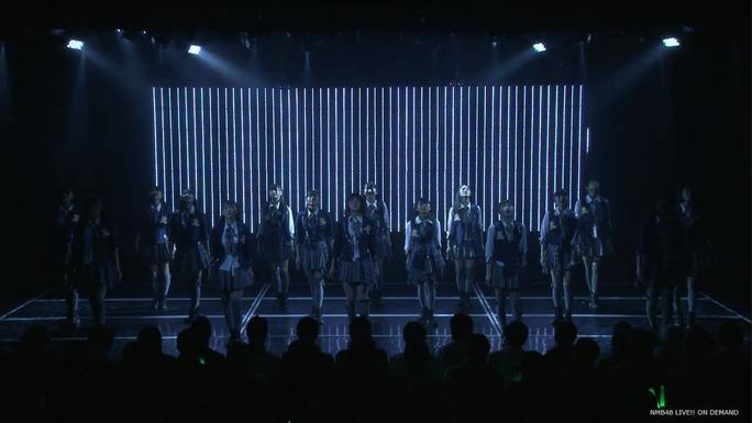 【NMB48】チームN公演・新メドレーは「結晶/どこかでキスを」