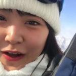 【白間美瑠】みるるん、ワロタピーポーをリクエストしスキー場のDJにメッセージを読まれるw