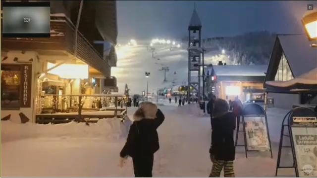 【矢倉楓子/古賀成美】ふぅちゃん・なる出演「フィンランドの雪」キャプ画像。ビヨンセがラップランド降臨。