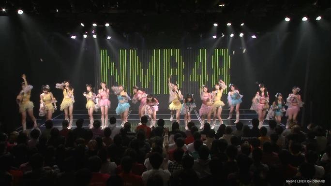 【NMB48】2月2日にみんなでツインテール、明日は節分ということで劇場で豆まき!w