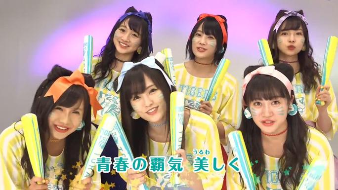 【NMB48】TORACO応援隊長と一緒に歌おう!六甲おろし動画配信など。
