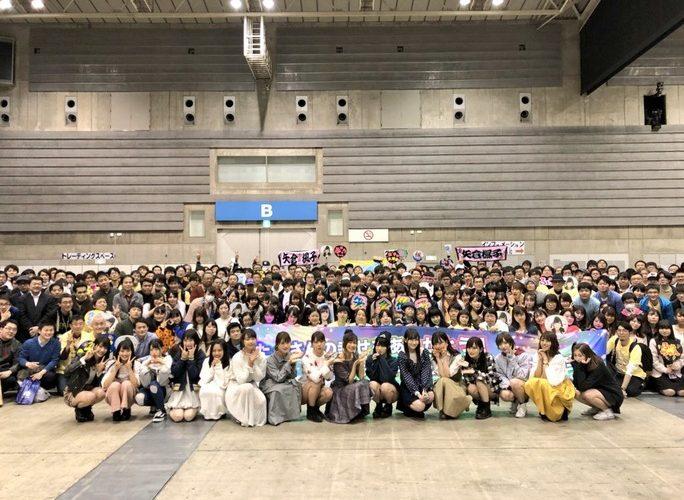 【矢倉楓子/溝川実来】みらい最後のイベント参加、ふぅちゃんラスト個握でお見送り会。